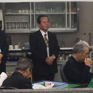 斉藤理事長