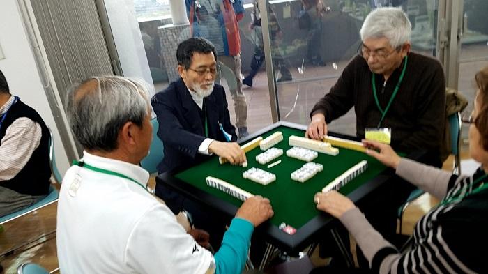 第33回国民文化祭・おおいた2018第18回全国障害者芸術・文化祭おおいた大会全日本健康マージャン交流大会